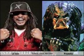 Lil Jon TotallyLooksLike.com Predator