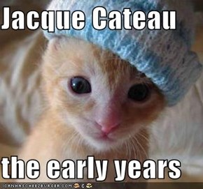 Jacque Cateau  the early years