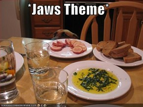 *Jaws Theme*