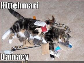 Kittehmari  Damacy