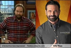 Al Borland from Home Improvement Totally Looks Like Billy Mays