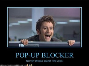 POP-UP BLOCKER