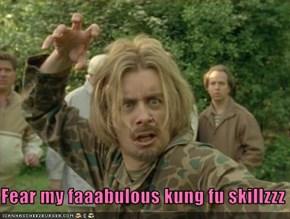 Fear my faaabulous kung fu skillzzz