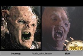 Gothmog Totally Looks Like Sloth