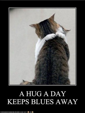 A HUG A DAY