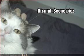 Diz muh Scene picz