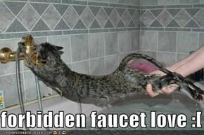 forbidden faucet love :[