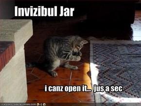 Invizibul Jar
