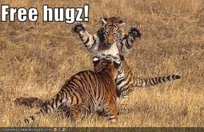 Free hugz!