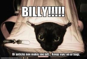 BILLY!!!!!