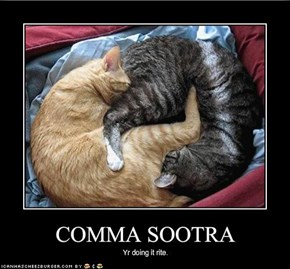 COMMA SOOTRA