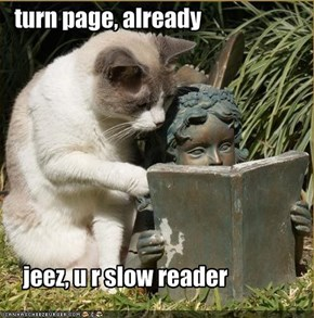 turn page, already
