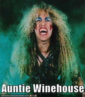Auntie Winehouse