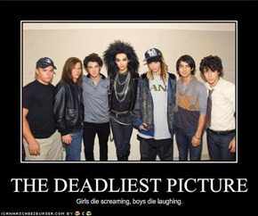 THE DEADLIEST PICTURE