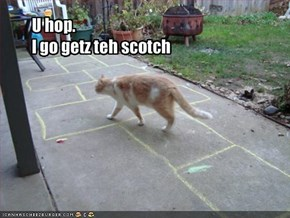 U hop.
