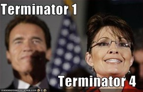 Terminator 1  Terminator 4