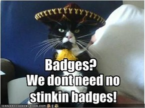 Badges?