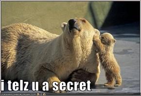 i telz u a secret