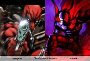 deadpool Totally Looks Like spawn