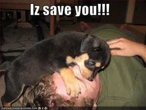Iz save you!!!