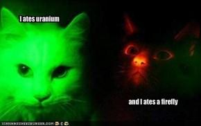 I ates uranium