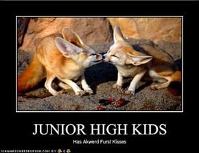 JUNIOR HIGH KIDS