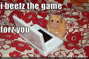 i beetz the game forz you