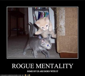 ROGUE MENTALITY