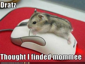 Dratz  Thought I finded mommee