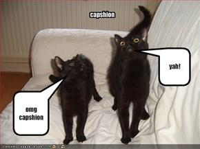 capshion