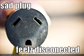 sad plug  feelz disconected