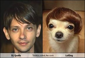 Dj Qualls Totally Looks Like LolDog