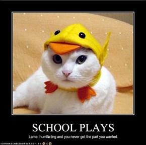 SCHOOL PLAYS