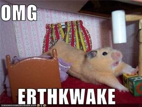 OMG  ERTHKWAKE