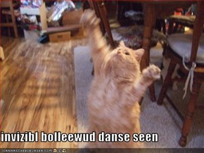 invizibl bolleewud danse seen