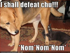 I shall defeat chu!!!  *Nom*Nom*Nom*