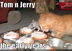 Tom n Jerry  the early years
