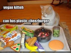 vegan kitteh