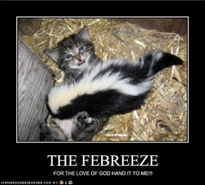THE FEBREEZE