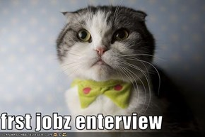 frst jobz enterview