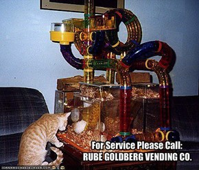 For Service Please Call:
