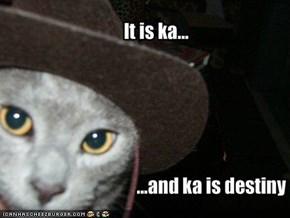 It is ka...