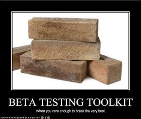 BETA TESTING TOOLKIT