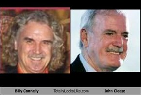 Billy Connelly Totally Looks Like John Cleese