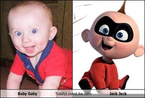 Baby Gaby Totally Looks Like Jack Jack