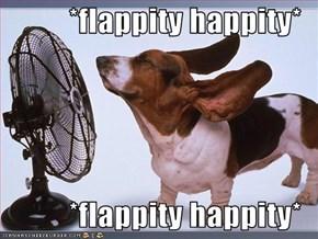 *flappity happity*  *flappity happity*