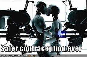 Safer contraception ever