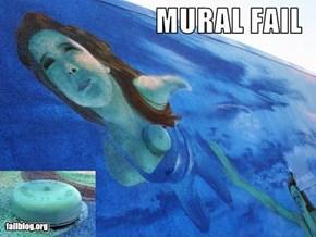 Mural Fail