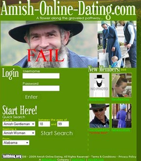 Amish Fail
