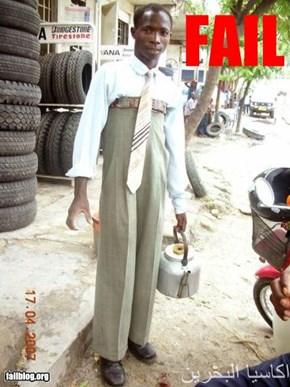 Style Fail